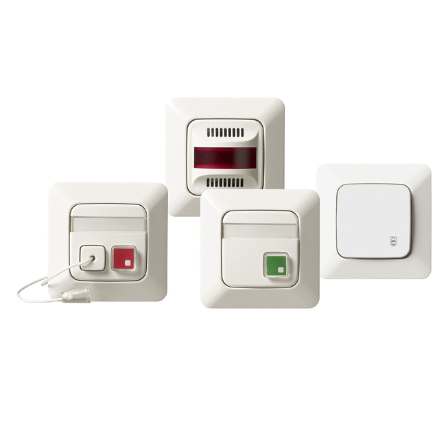 Jussi Accessible Toilet Alert System  Set  Fjw1004